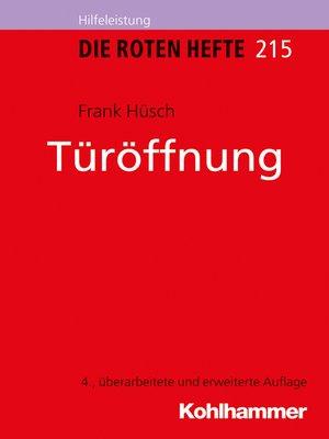 cover image of Türöffnung