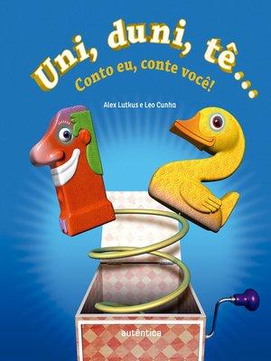 cover image of Uni, duni, tê