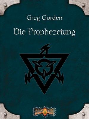cover image of Die Prophezeiung