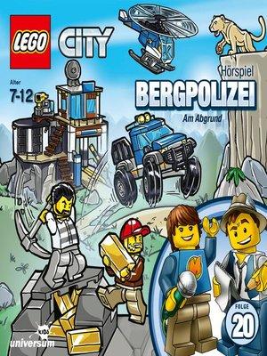 cover image of Folge 20--Bergpolizei--Am Abgrund