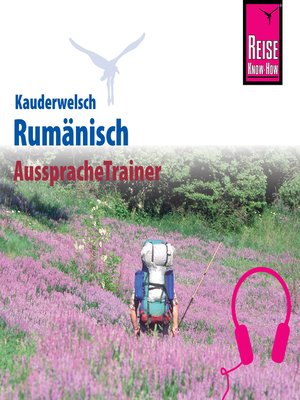 cover image of Reise Know-How Kauderwelsch AusspracheTrainer Rumänisch