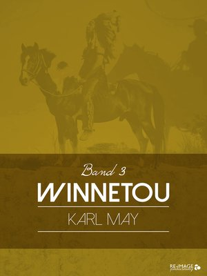 cover image of Winnetou 3