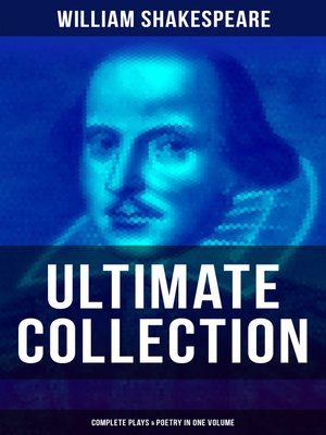 cover image of William Shakespeare--Ultimate Collection
