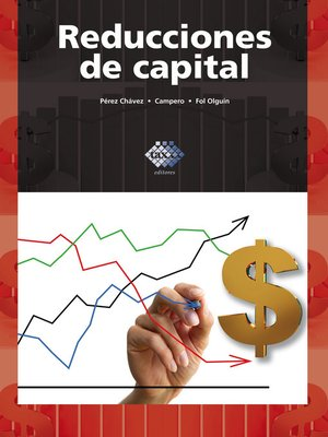 cover image of Reducciones de capital 2016