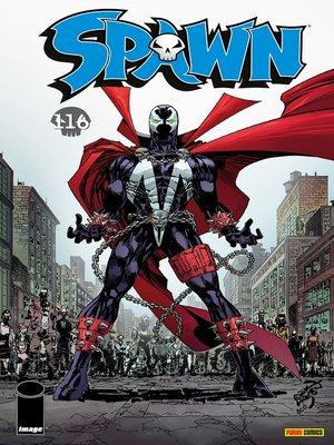cover image of Spawn, Band 116