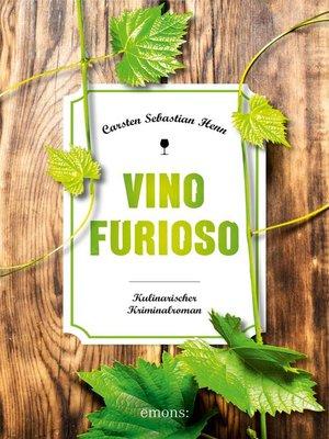 cover image of Vino Furioso