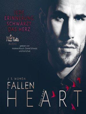 cover image of Fallen 3--Jede Erinnerung schwärzt das Herz