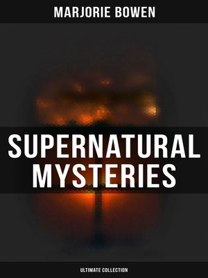 cover image of Supernatural Mysteries--Ultimate Collection