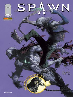 cover image of Spawn, Band 82