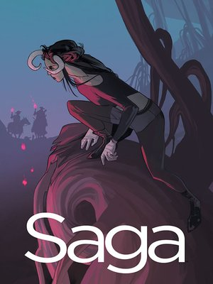 cover image of Saga 8