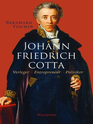 cover image of Johann Friedrich Cotta
