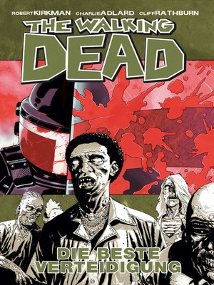 cover image of The Walking Dead 05