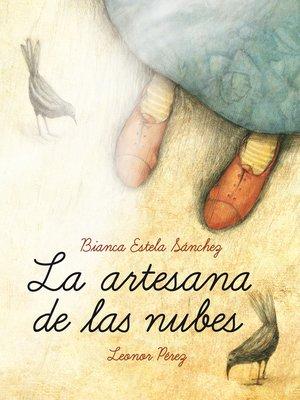 cover image of La artesana de las nubes