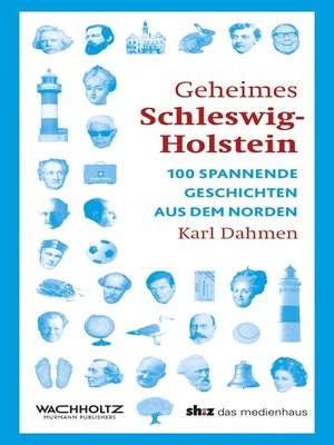 cover image of Geheimes Schleswig-Holstein