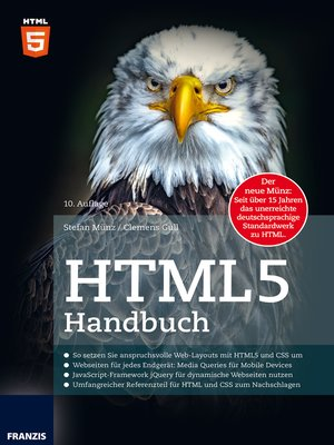 cover image of HTML5 Handbuch