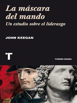 cover image of La máscara del mando