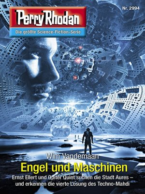 cover image of Perry Rhodan 2994