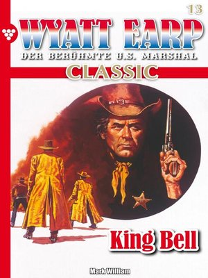 cover image of Wyatt Earp Classic 13 – Western