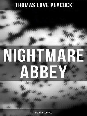 cover image of Nightmare Abbey (Historical Novel)