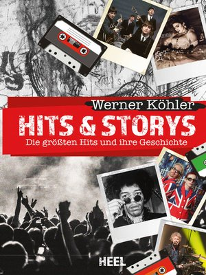 cover image of Hits & Storys