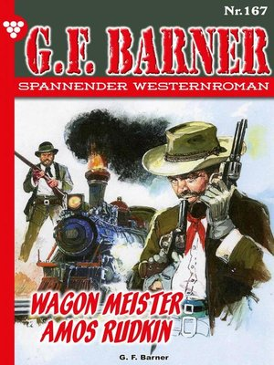 cover image of G.F. Barner 167 – Western