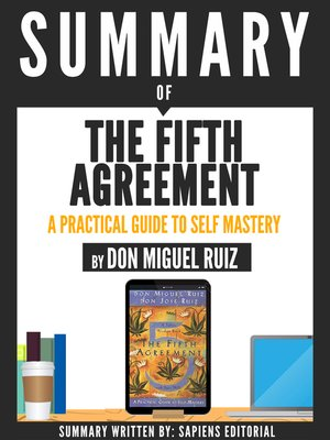 "cover image of Summary of ""The Fifth Agreement"