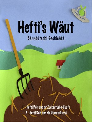 cover image of Hefti's Wäut
