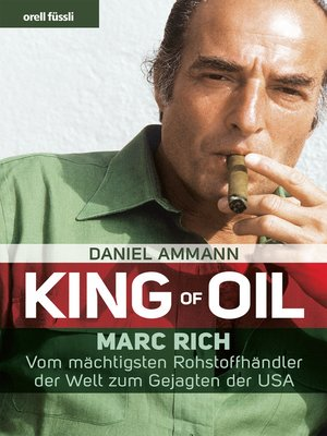 cover image of King of Oil
