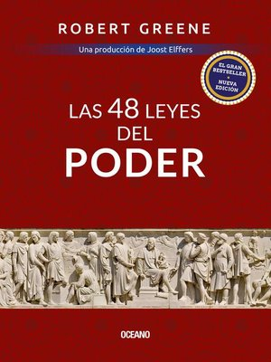 cover image of Las 48 leyes del poder