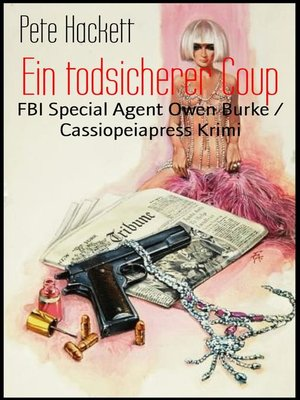 cover image of Ein todsicherer Coup