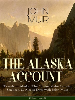 cover image of THE ALASKA ACCOUNT of John Muir