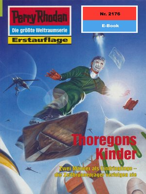 cover image of Perry Rhodan 2176