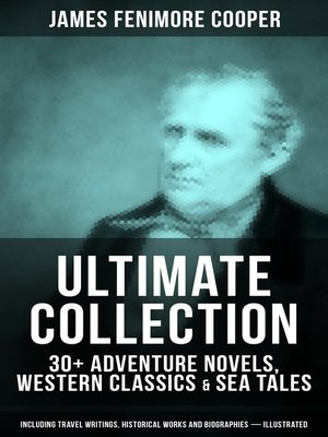 cover image of JAMES FENIMORE COOPER Ultimate Collection
