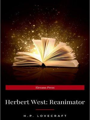 cover image of Herbert West