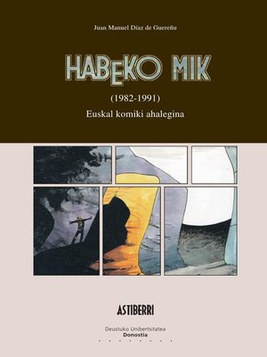 cover image of Habeko Mik (1982-1991)