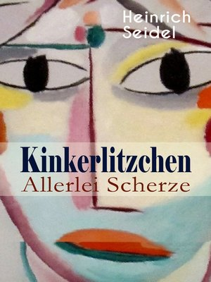 cover image of Kinkerlitzchen--Allerlei Scherze