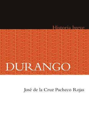 cover image of Durango