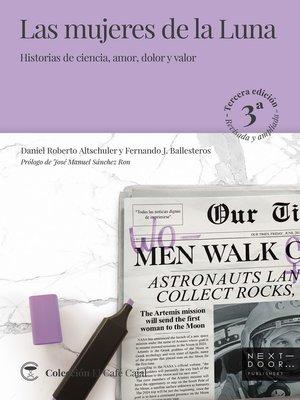cover image of Las mujeres de la Luna