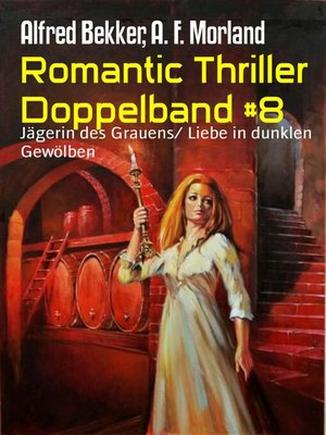 cover image of Romantic Thriller Doppelband #8