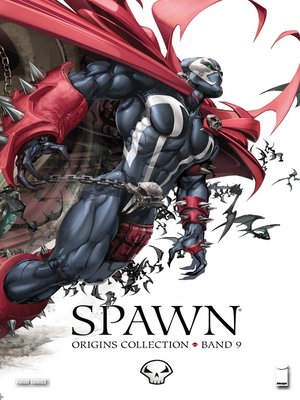 cover image of Spawn Origins, Band 9