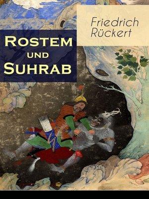 cover image of Rostem und Suhrab