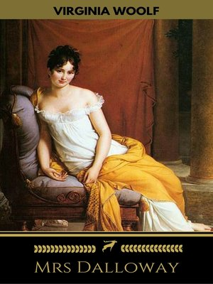 cover image of Mrs Dalloway (Golden Deer Classics)