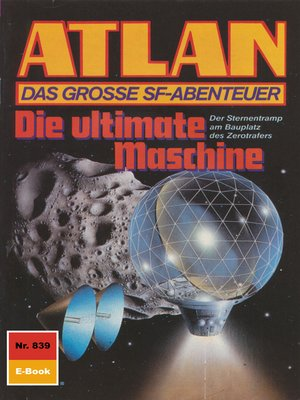 cover image of Atlan 839