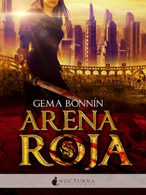 cover image of (Arena roja 1)