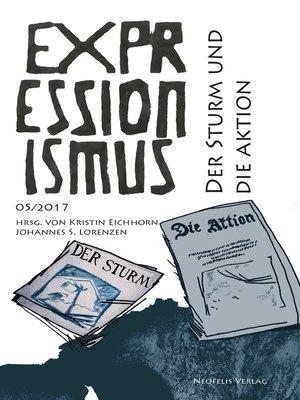 cover image of Der SturmundDie Aktion