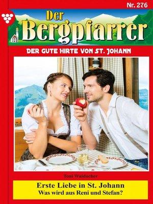 cover image of Der Bergpfarrer 276 – Heimatroman