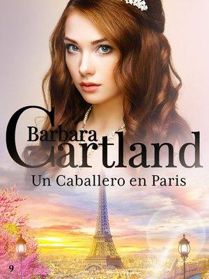 cover image of Un Caballero en Paris