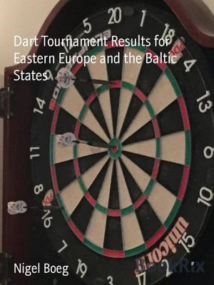 cover image of Dart Tournament Results for Eastern Europe and the Baltic States