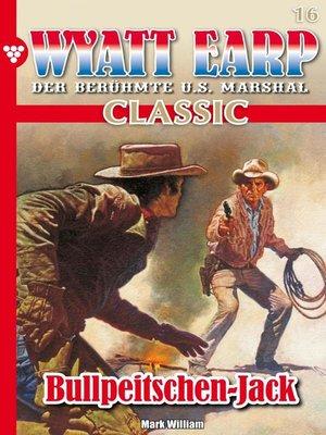 cover image of Wyatt Earp Classic 16 – Western