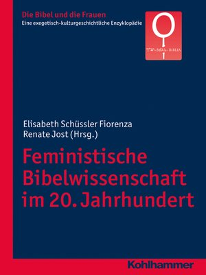 cover image of Feministische Bibelwissenschaft im 20. Jahrhundert